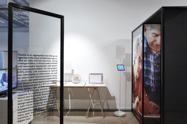 EPFL+ECAL Lab Scenography