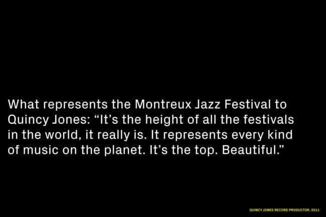 Montreux Jazz Festival Anecdotes